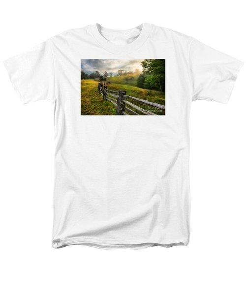 Splash Of Morning Light Ap Men's T-Shirt  (Regular Fit) by Dan Carmichael