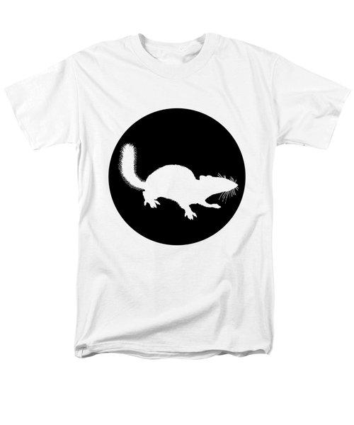 Squirrel Men's T-Shirt  (Regular Fit) by Mordax Furittus