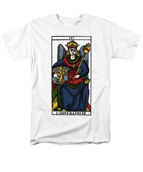 Tarot Card The Empress Men's T-Shirt  (Regular Fit) by Granger