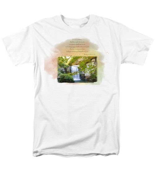 The Accounting Men's T-Shirt  (Regular Fit) by Larry Bishop