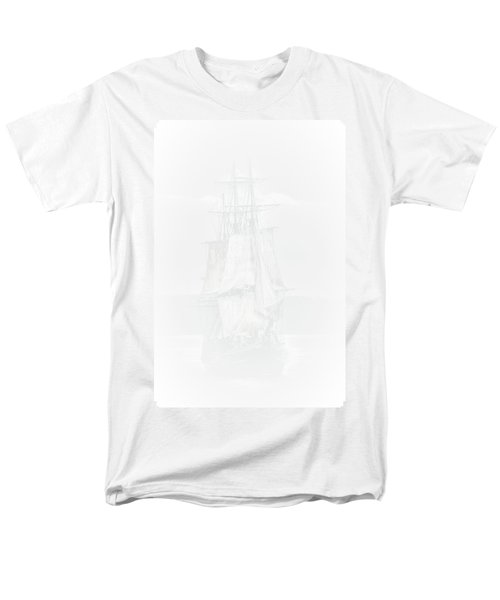 The Ghost Ship Men's T-Shirt  (Regular Fit) by David Patterson