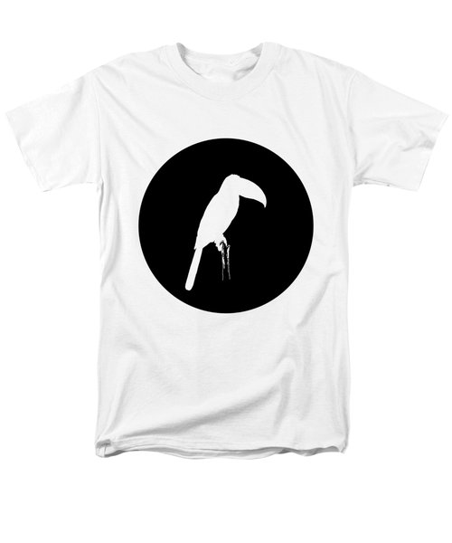 Toucan Men's T-Shirt  (Regular Fit) by Mordax Furittus