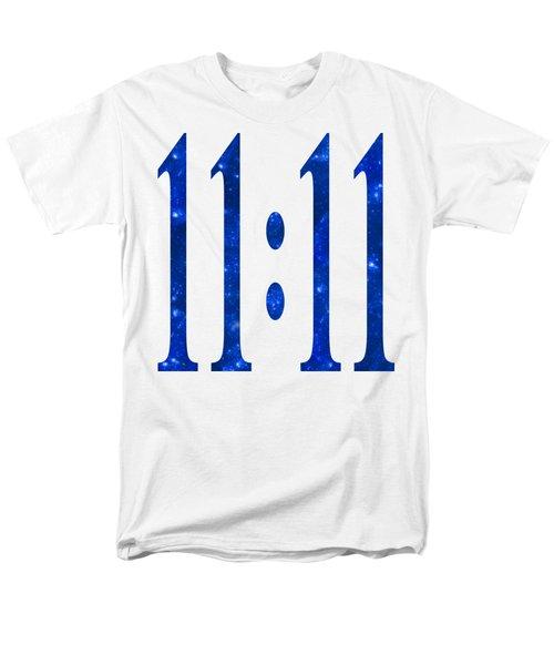 11 11 Men's T-Shirt  (Regular Fit) by Ginny Gaura