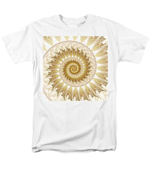 18 Karat Men's T-Shirt  (Regular Fit) by Lea Wiggins