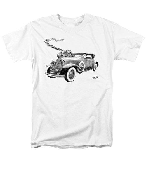 1929 Cadillac  Men's T-Shirt  (Regular Fit) by Peter Piatt