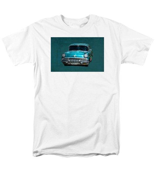 1957 Pontiac Bonneville Men's T-Shirt  (Regular Fit)