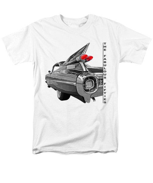 1959 Cadillac Tail Fins Men's T-Shirt  (Regular Fit) by Gill Billington