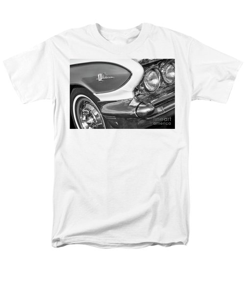 Men's T-Shirt  (Regular Fit) featuring the photograph 1961 Le Sabre Monotone by Dennis Hedberg