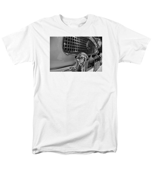 1961 Nash Metropolitan Bw Pov Men's T-Shirt  (Regular Fit) by John S