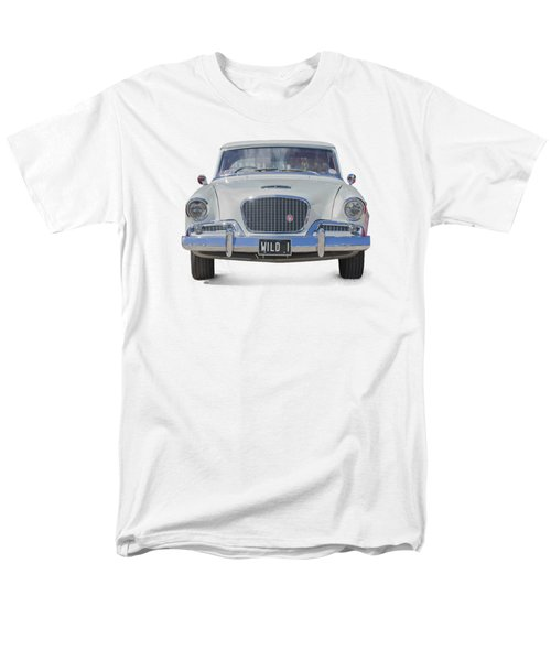 1961 Studebaker Hawk On A Transparent Background Men's T-Shirt  (Regular Fit) by Terri Waters