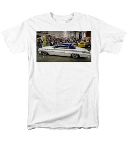 1962 Buick Skylark Men's T-Shirt  (Regular Fit) by Randy Scherkenbach