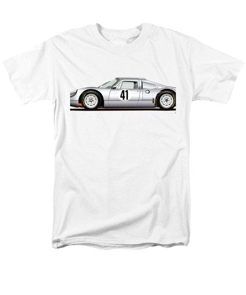 1964 Porsche 904 Carrera Gts Men's T-Shirt  (Regular Fit) by Alain Jamar