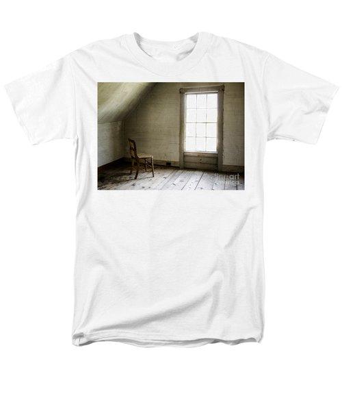 Abandoned   Men's T-Shirt  (Regular Fit) by Diane Diederich
