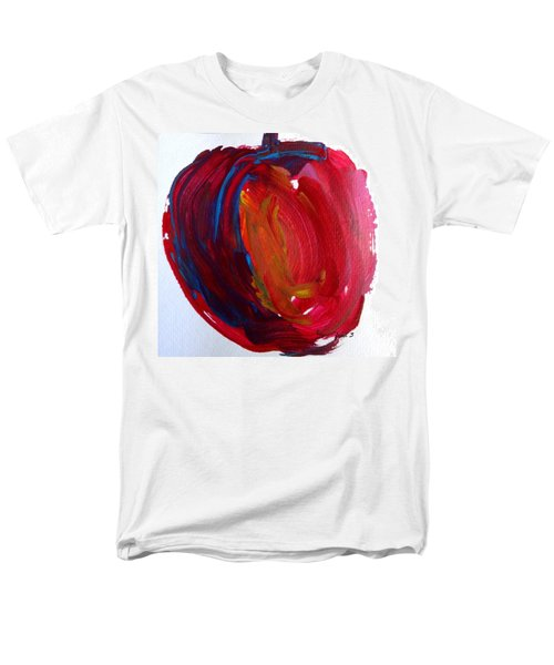 Apple Men's T-Shirt  (Regular Fit) by Fred Wilson