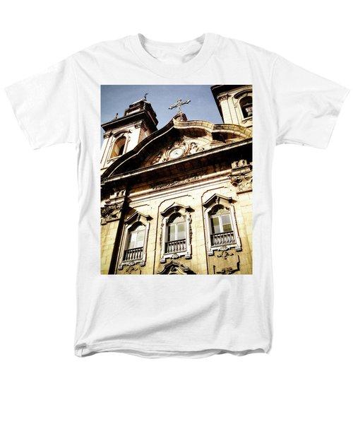 Church Men's T-Shirt  (Regular Fit) by Cesar Vieira