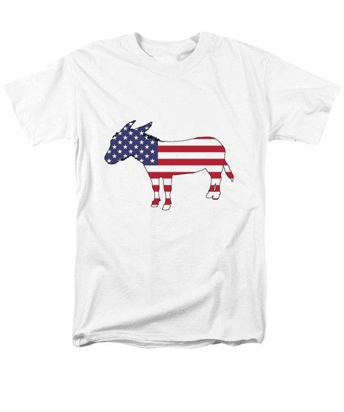 Donkey Men's T-Shirt  (Regular Fit) by Mordax Furittus