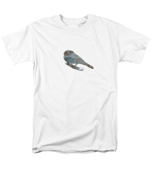 Finch Men's T-Shirt  (Regular Fit)