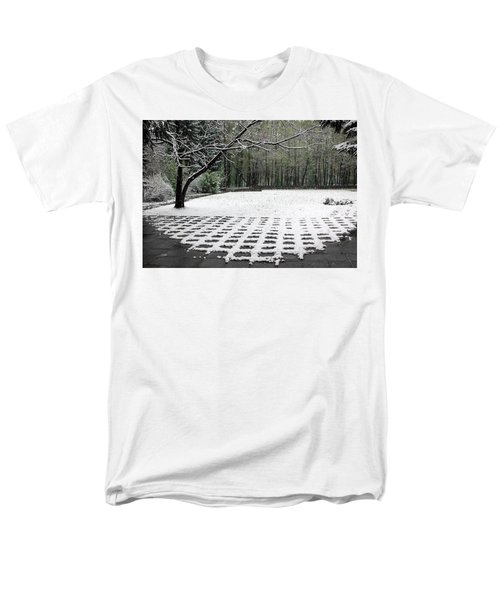First Snow Fall Men's T-Shirt  (Regular Fit)