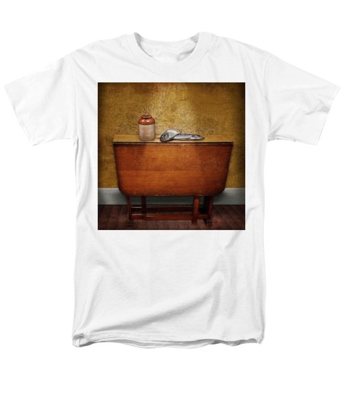 2 Fish And A Jug Men's T-Shirt  (Regular Fit) by Marty Garland