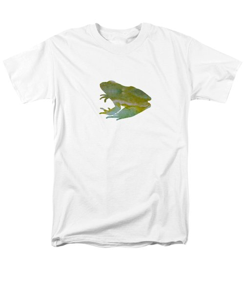 Frog Men's T-Shirt  (Regular Fit) by Mordax Furittus