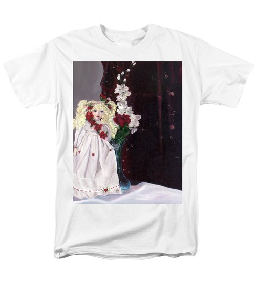 Jenessa Men's T-Shirt  (Regular Fit)