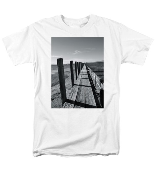 Lake Tahoe Men's T-Shirt  (Regular Fit) by Alex King