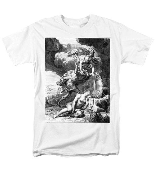 Mythology: Perseus Men's T-Shirt  (Regular Fit) by Granger