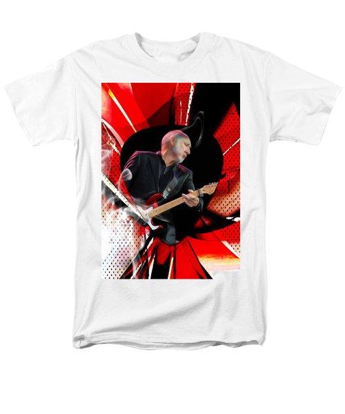 Pete Townshend Art Men's T-Shirt  (Regular Fit) by Marvin Blaine