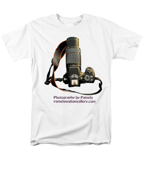 Photography By Pamela Men's T-Shirt  (Regular Fit) by Pamela Walton