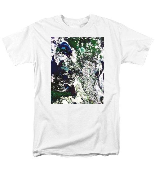 Space Odyssey Men's T-Shirt  (Regular Fit)