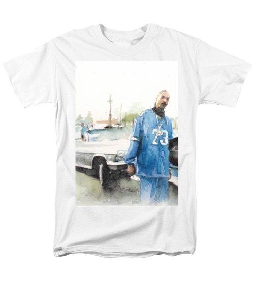 Snoop Detail Men's T-Shirt  (Regular Fit) by Jani Heinonen