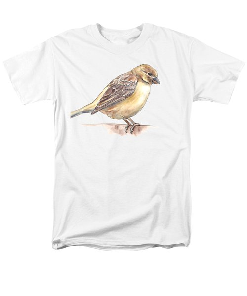 Sparrow Men's T-Shirt  (Regular Fit) by Katerina Kirilova