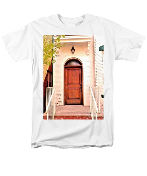 Men's T-Shirt  (Regular Fit) featuring the photograph Welcome Home by Becky Lupe