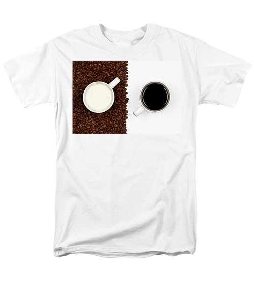 Yin And Yang Men's T-Shirt  (Regular Fit) by Gert Lavsen