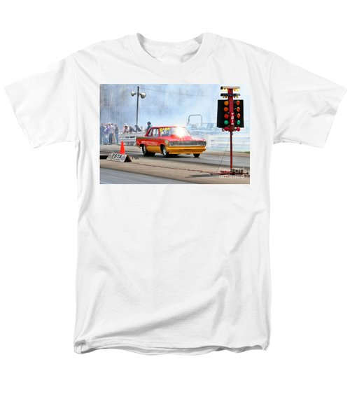 2977 05-03-2015 Esta Safety Park Men's T-Shirt  (Regular Fit) by Vicki Hopper