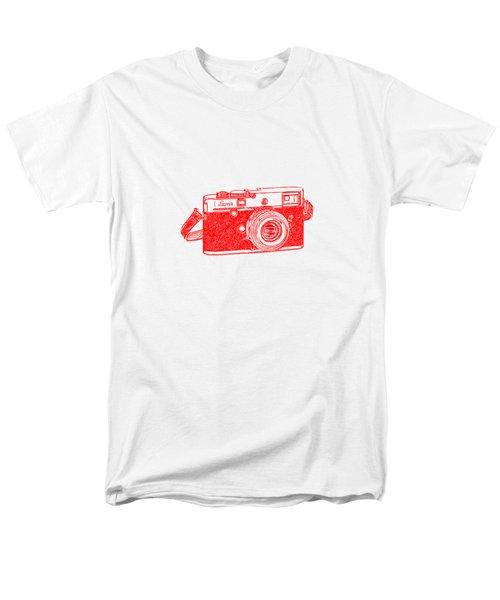 Rangefinder Camera Men's T-Shirt  (Regular Fit)