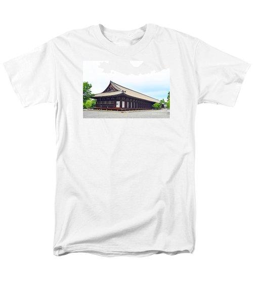33 Sanjusangendo 2 Men's T-Shirt  (Regular Fit) by Eva Kaufman