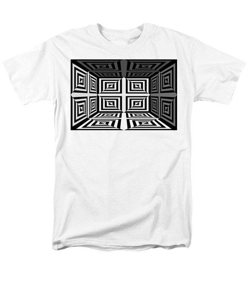 Men's T-Shirt  (Regular Fit) featuring the photograph 3d Mg253daw by Mike McGlothlen