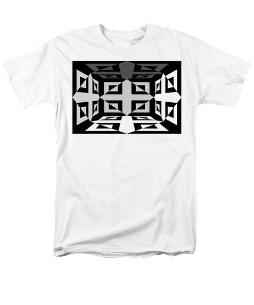 Men's T-Shirt  (Regular Fit) featuring the photograph 3d Mg3d4w by Mike McGlothlen