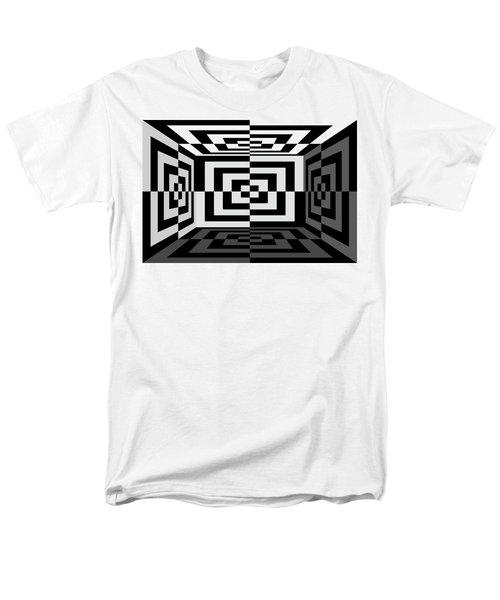 Men's T-Shirt  (Regular Fit) featuring the photograph 3Dw by Mike McGlothlen
