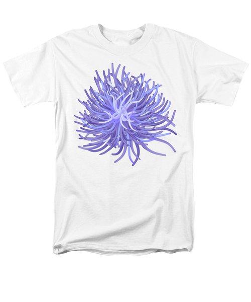Sea Anemone Men's T-Shirt  (Regular Fit) by Michal Boubin