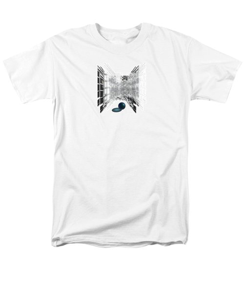 Men's T-Shirt  (Regular Fit) featuring the photograph 4387 by Peter Holme III