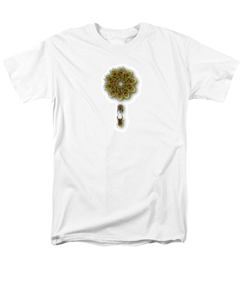 Men's T-Shirt  (Regular Fit) featuring the photograph 4421 by Peter Holme III