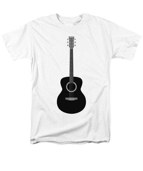 Men's T-Shirt  (Regular Fit) featuring the digital art Guitar by Michal Boubin