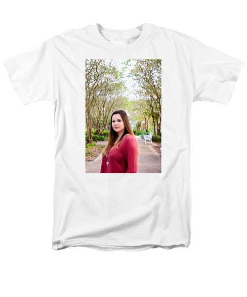 Men's T-Shirt  (Regular Fit) featuring the photograph 5530 by Teresa Blanton