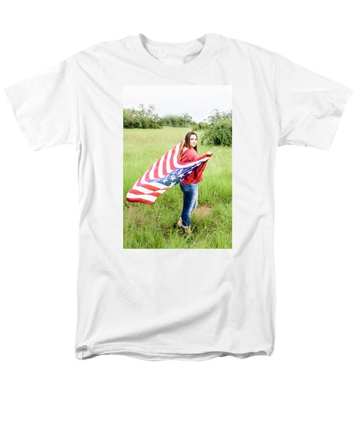 Men's T-Shirt  (Regular Fit) featuring the photograph 5644-2 by Teresa Blanton
