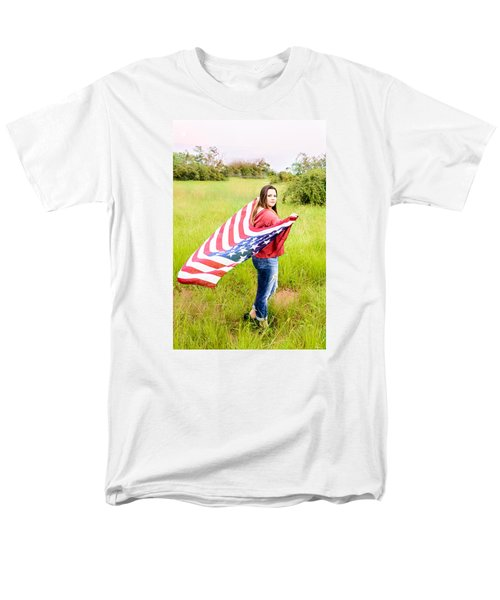 Men's T-Shirt  (Regular Fit) featuring the photograph 5644 by Teresa Blanton