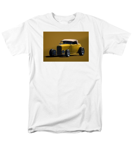 1932 Ford Roadster Hot Rod Men's T-Shirt  (Regular Fit) by Tim McCullough