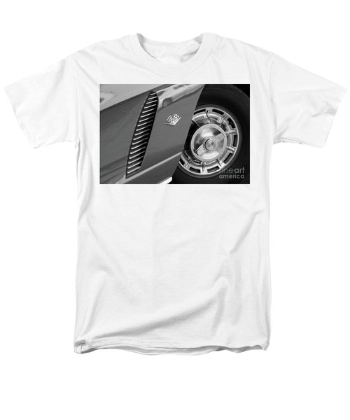 Men's T-Shirt  (Regular Fit) featuring the photograph '62 In Black And White by Dennis Hedberg