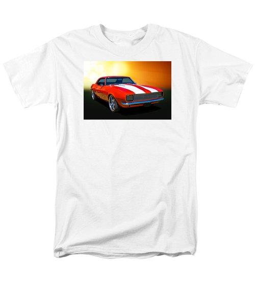 68 Camaro Men's T-Shirt  (Regular Fit) by Keith Hawley